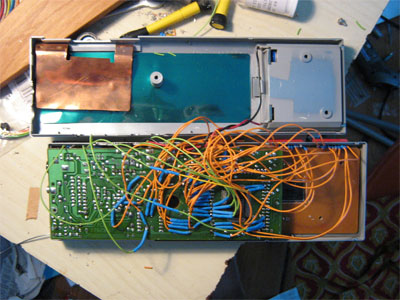 dr 220 circuit bending shematic